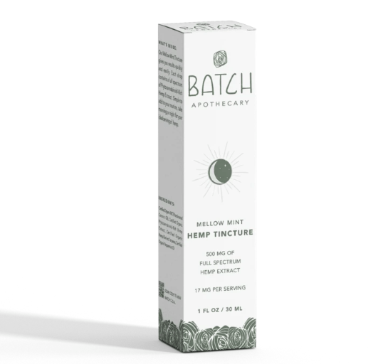 Buy the Best CBD Tincture Online - Batch Apothecary
