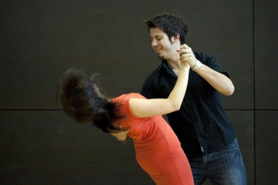 Waltz Dance Competition