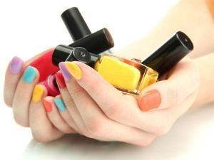 Nail Paints Store launch