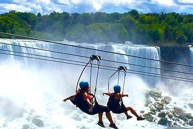Adventure Trip to Niagra Falls