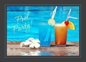 Poolside Party