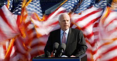 John McCain: Life and times of an American maverick in photos