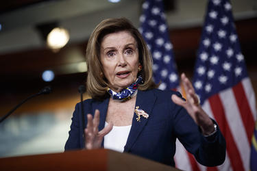 Pelosi believes coronavirus stimulus deal still possible as Democrats prepare new package