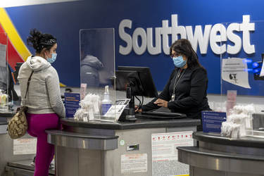 Southwest Airlines rolls out new Covid-19 vaccine incentives for staff