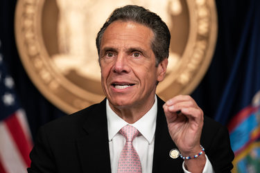 New York Gov. Cuomo blasts Trump on school reopenings: 'It's not up to the president'