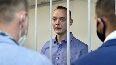 Russian space official arrested on suspicion of treason