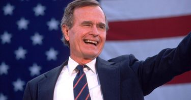 Former President George HW Bush dies at age 94