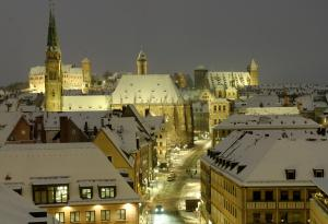 Christmas In The Heart of Germany - Cruise Only From Frankfurt To Nuremberg