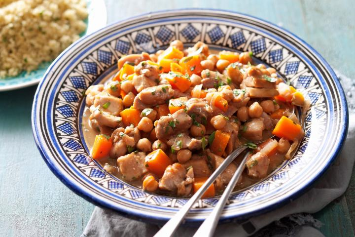 Chickpea Cassoulet