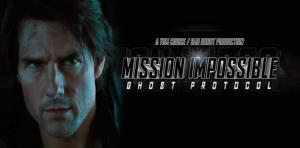 Mission: Impossible \u2013 Ghost Protocol