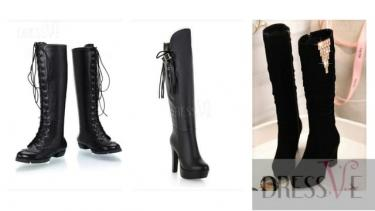 Dreeve Knee-High Boots