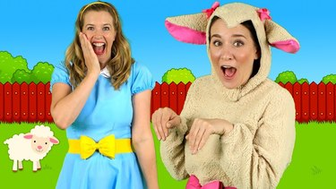 Mary had a Little Lamb - Nursery Rhymes and Kids Songs