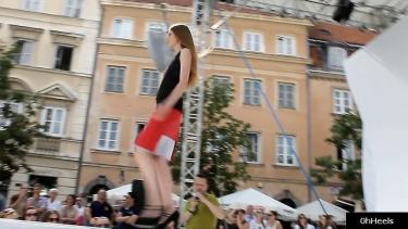 Warsaw Fashion Street Beauty Show HD Video ( June 2015 Models i