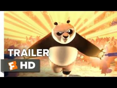 Kung Fu Panda 3 Official Trailer #3 (2016) - Jack Black, Angeli