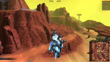 thrustercraft: battle modo