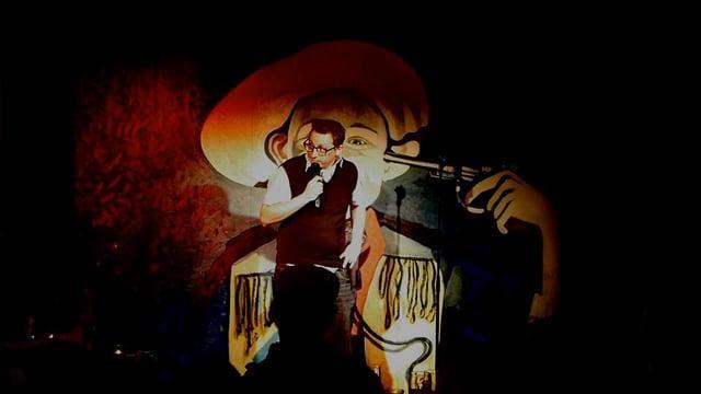 Nick Hodder - Stand-up Comedy