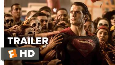 Batman v Superman: Dawn of Justice Official Trailer #1 (2016) -