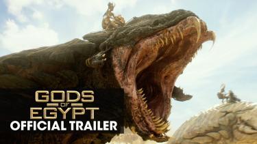 Gods of Egypt (2016 Movie - Gerard Butler) Official Trailer \u2013 \u201c