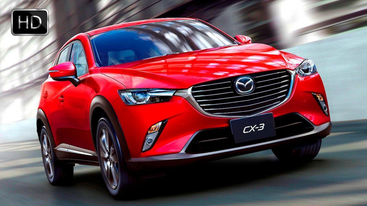 VIDEO: 2016 Mazda CX-3 Compact Crossover SUV SkyActiv Design HD