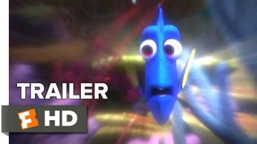 Finding Dory Official Teaser Trailer #1 (2016) - Ellen DeGenere