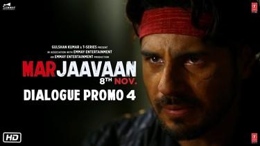Marjaavaan (Dialogue Promo 4)   Riteish D, Sidharth M, Tara S   Milap Zaveri   8 Nov