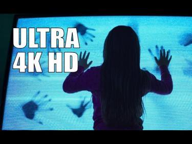 POLTERGEIST Official Trailer #1 - 4K Ultra HD (2015) Sam Rockwe