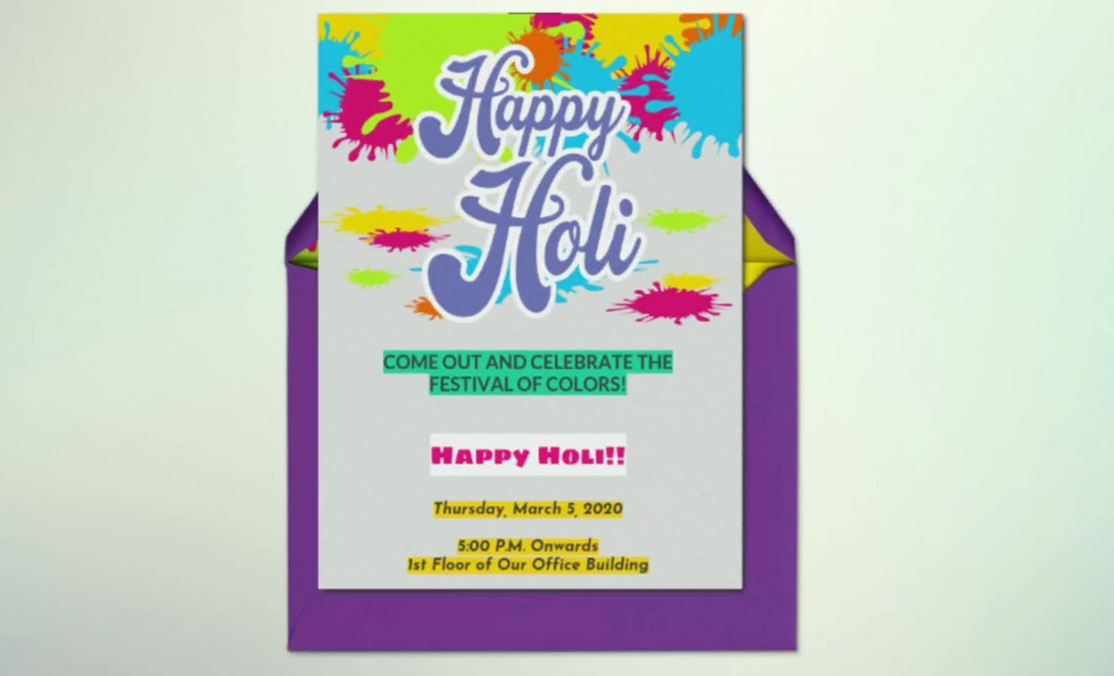Holi Party Invitation.mp4