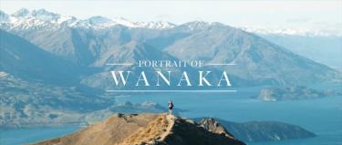 Portrait of Wanaka