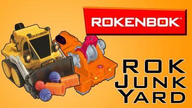 Junk Yard Tour HD