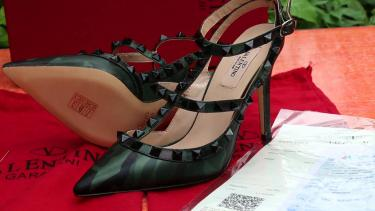 Super Max Valentino Custom Made High Heels HD Review From Repbe