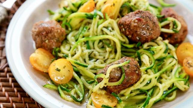 How to make courgetti