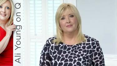 QVCUK Beauty channel - Alison Young