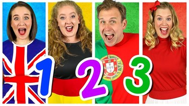 ""\""""Counting to 10"""" in Four MORE Languages! Kids Learn to Count - Numbers Song""375|211|?|en|2|d32d64f4b0798b47a4e0d76e37f6a87a|False|UNLIKELY|0.3142145872116089