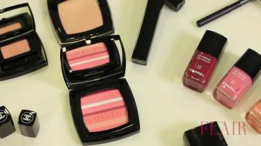 Chanel Makeup Beauty Class